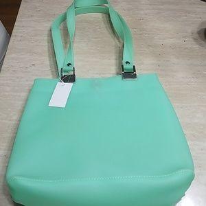 Rubber purse NWT